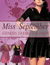 Miss September For G2F