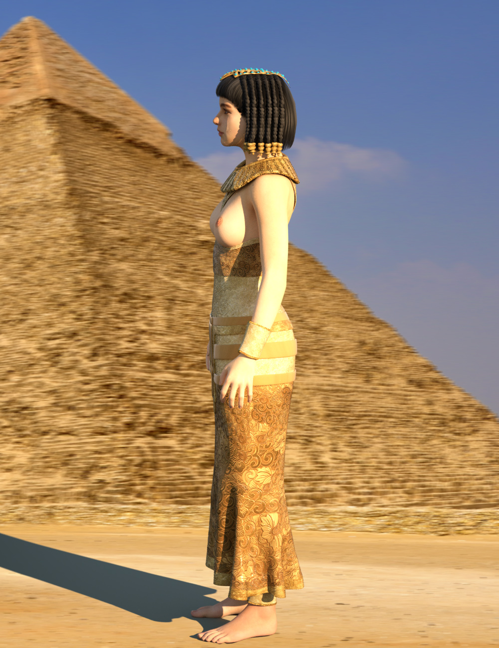 Cleopatra Outfit