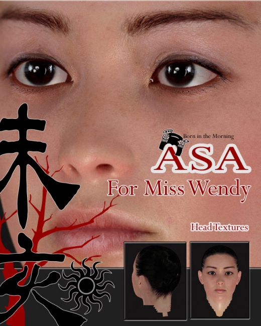 Asa for Miss Wendy Add-Ons