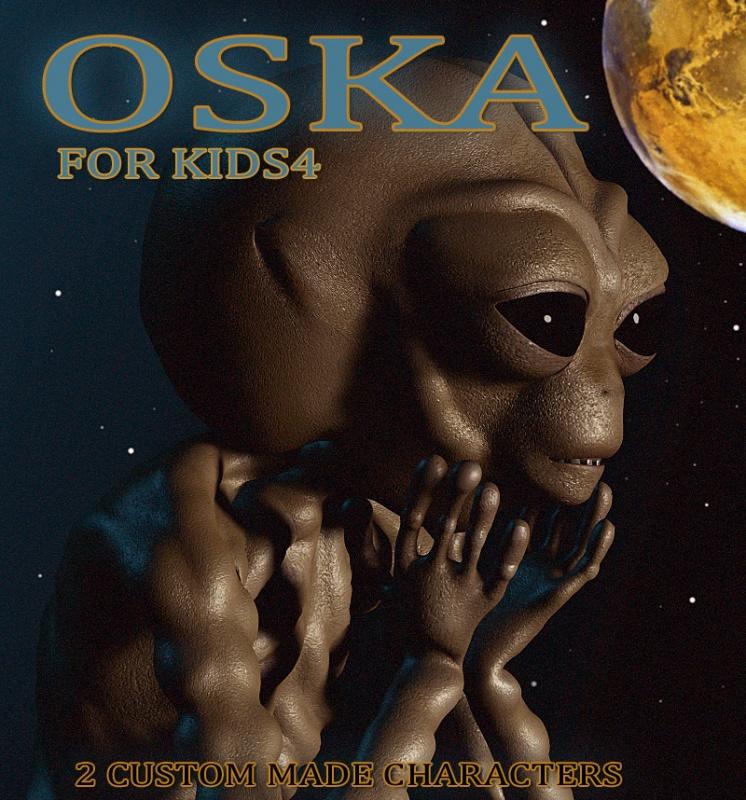 Oska for Kids4